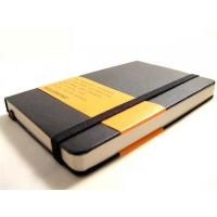 Quality hardcover notebook with elastic band wholesale