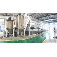 Buy cheap Single - Screw Plastic Extruder Machine , Plastic Sheet Extrusion Line Low Noise from wholesalers