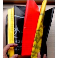 Quality Biohazard Bags, LDPE bags, HDPE bags, LLDPE bags, Yellow bags, Red bags, Blue bags, sacks wholesale