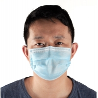 Quality Cleanroom Face Mask With Elastic Tie wholesale
