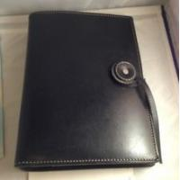 Quality High Quality PU Leather Business Organizer wholesale