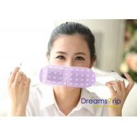 Quality Lavender Heated Steam Eye Mask with Real vapor Released for Tired Dry Eyes wholesale
