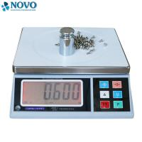 Quality 6 keys Digital Weighing Scale Rechargeable Battery Operated wholesale