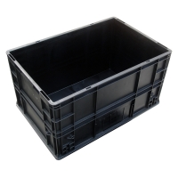 Quality Glossy Lamination Static Dissipative Aseptic ESD Storage Tray wholesale