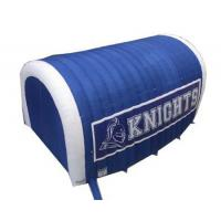 Quality Blue Inflatable Tunnel Tent wholesale