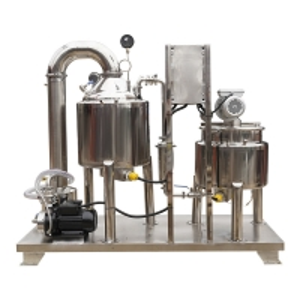 Quality SS304 50L 6KW Honey Processing Machine 200 Mesh Honey Filtering Machine wholesale
