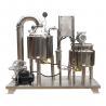 Buy cheap SS304 50L 6KW Honey Processing Machine 200 Mesh Honey Filtering Machine from wholesalers