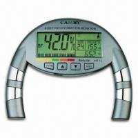 Buy cheap Body Fat Analyzer with 37.8 to 66.0% Body Hydration Measure Range from wholesalers