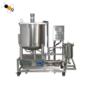 Quality Diameter 69cm tank 380V 370W Honey Filtering Equipment wholesale