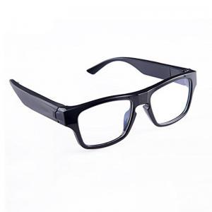 Quality 64GB 5MP CMOS Sensor 75mins Video Camera Eyeglasses For Home Business wholesale