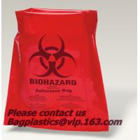Quality Clinical waste bags, Specimen bags, autoclavable bags, sacks, Cytotoxic Waste Bags, biobag wholesale