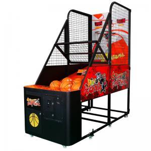Quality Sports Basketball Shooting Game Machine 2 Player Basketball Arcade Game Machine wholesale