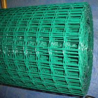 Buy cheap Galvanized & Pvc Coated Welded Wire Mesh|Green color 1/4