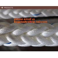 Quality 12-ply mooring ship rope used ship rope, 8mm polypropylene rope 8-ply mooring ship rope used ship rope wholesale