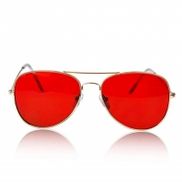 Quality Aviator Sunglasses For Men Polarized Women UV Protection Lightweight Driving Fishing Sports Therapy Mood Glasses wholesale