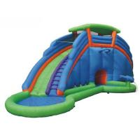 Quality Cyclone Double Water Slide Lazy wholesale