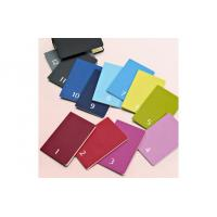 Quality hard cover handmade leather notebook wholesale