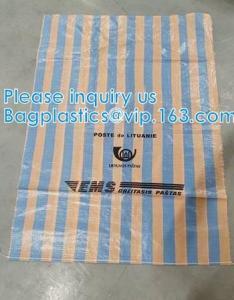 Quality PP Woven EMS Post bags, mailer mailing postal bags, drawstring Jumbo Vacuum Storage Valve Bags,100% Virgin Bulk Bag wholesale