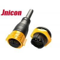 Quality 22 Pin Waterproof Male Female Connector Outdoor Circular Shape IP67 wholesale