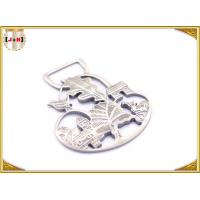 Quality Ladies Bag Hollowed Custom Stamped Metal Logo Tags High Class Patterned wholesale