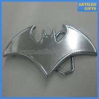 Quality New fashion style custom batman belt buckle for promotional gifts wholesale