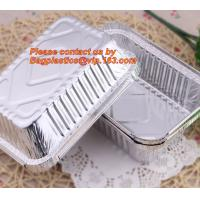 Quality airline disposable aluminium, aluminum foil container for food packaging, kitchenware, tableware, disposable, takeaway wholesale