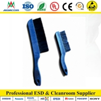 Quality Cleanroom 33mm Antistatic Brushes ESD Protected Area Products wholesale