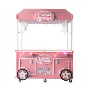 Quality Big Claw Machine 2 Player Doll Catching Machine Arcade Crane Game wholesale