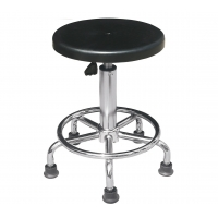 Quality 10e8 Surface Resistance 132cm Height Anti Static ESD Stools wholesale