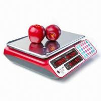 Quality Electronic Price Computing Scale with Automatic Temperature Compensation wholesale
