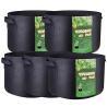Buy cheap 3 Gallon 5 Gallon 10 Gallon 25 Gallon 100 Gallon Vertical Garden Grow Bags from wholesalers