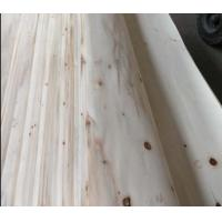Quality 0.3 - 0.8mm Thickness Natural Wood Veneer Top Grade FSC Certification wholesale