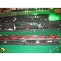Quality Outdoor 10000 Dots CE Scrolling LED Sign For Airport , Led Programmable Sign wholesale
