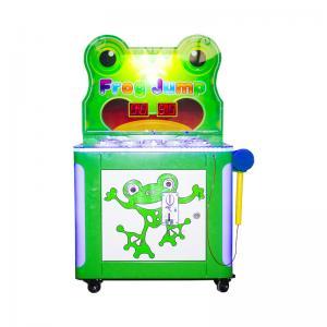 Quality Metal 80W Whack A Mole Game Kids Arcade Machine wholesale