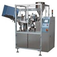 Quality Cosmetic Industry Tube Filling Sealing Machine For 210mm Tube Length NF-80A wholesale