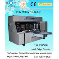 Quality Automated Carton Packing Machine For Die Cutting And Molding , Paper Stacker Machine wholesale