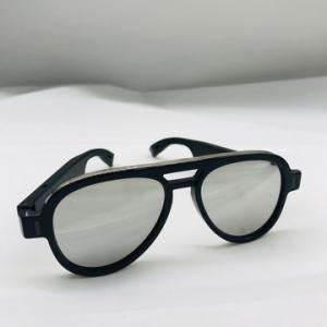 Quality Android IOS 110mAh 15m Aviator Bluetooth Music Sunglasses wholesale