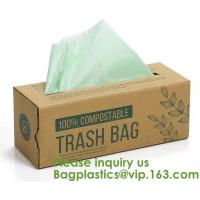 Quality Home Compostable Eco Green Bioplastic Food Storage Resealable PLA Bags,Food, Gift, Household, Restaurant, Store, Grocery wholesale