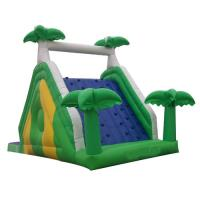 Quality Coconut palm inflatable climbing wholesale