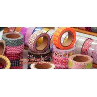 Quality 90 rolls washi glitter tapes set decorative mini 12mm wide masking tapes with bottle DIY crafts and kid gifts BAGEASE B wholesale