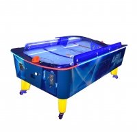 Buy cheap 150W Air Hockey Arcade Table Sports Arcade Game 2 Player Table Games from wholesalers