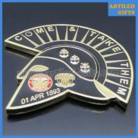 Buy cheap Come & take them special operations command central Molon labe USN coin from wholesalers
