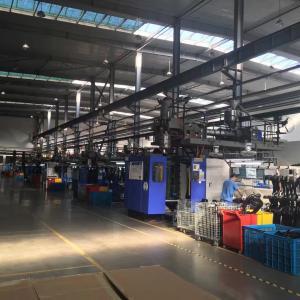 Quality ABS PP HDPE Plastic Blow Molding Machine wholesale