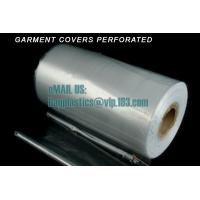 Quality Plastic Cover films on roll, laundry bag, garment cover film, films on roll, laundry sacks wholesale