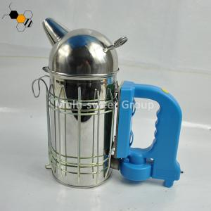 Quality Continuous Blowing 28.5cm Height Conical Mouth Bee Smoker wholesale