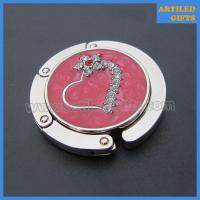Quality Love heart shape handbag hanger as valentine gifts for lady and girl friend wholesale