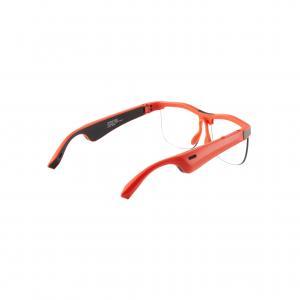 Quality TR90 Nylon Music 5.0 Bluetooth Smart Audio Glasses 44g Rimless wholesale