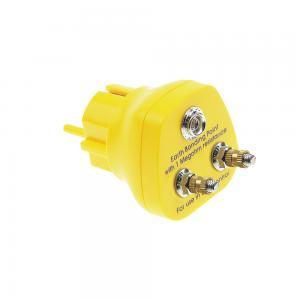 Quality EU EBP 2 X 10mm Stud M5 Posts Earth Grounding Plug wholesale