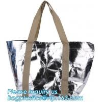Quality Dupont Paper Reusable Tyvek Foldable Shopping degradable shopping bags tyvek paper shopping bags wasterproof paper shopp wholesale