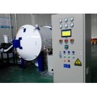 Custom Tungsten Carbide Sintering Furnace PID Intelligent Program Control / Manual Control